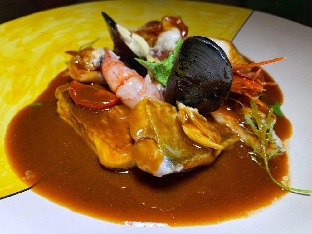La Zagara, zuppa di pesce
