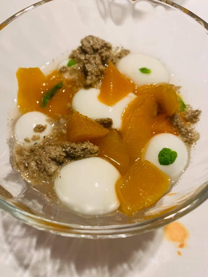 Marianna Vitale, Dessert