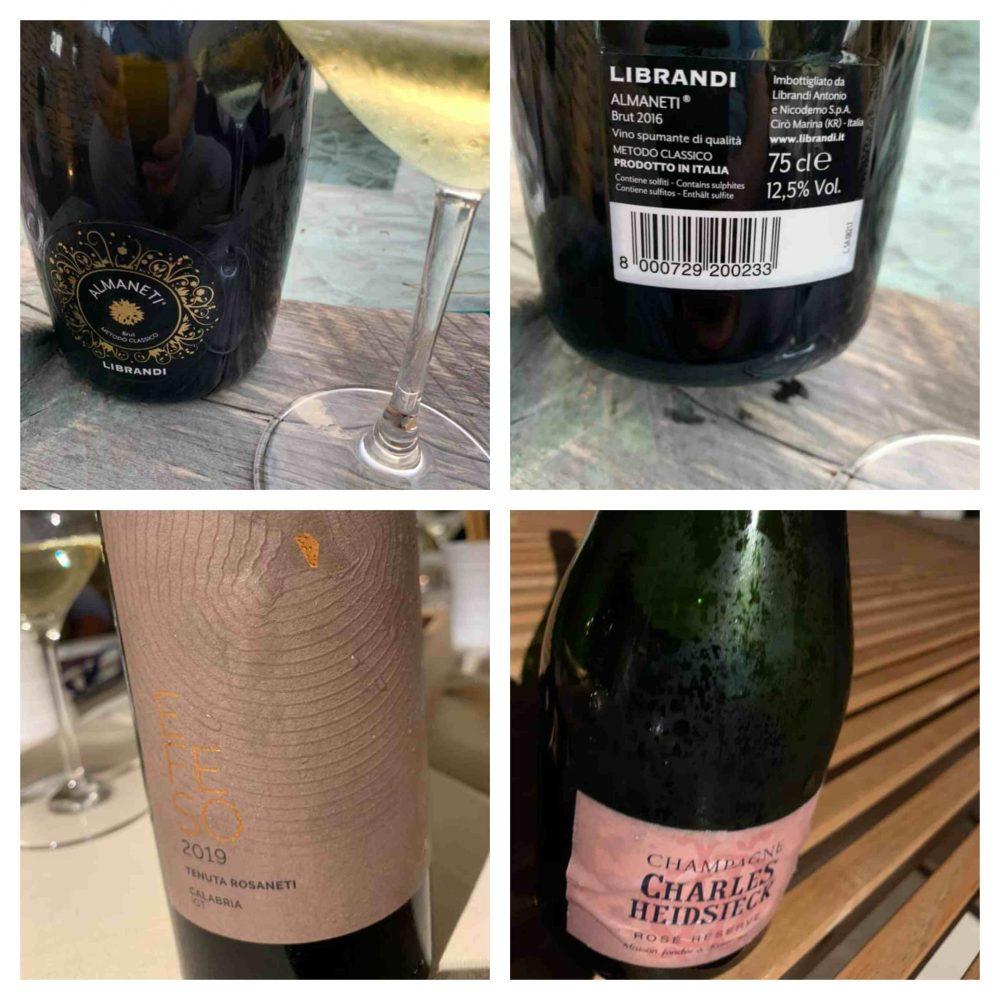 Pietramare - vino e champagne