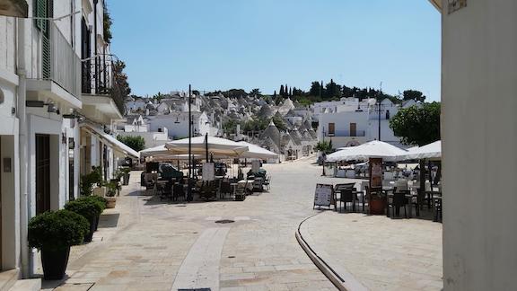 EVO ristorante – I Trulli di Alberobello