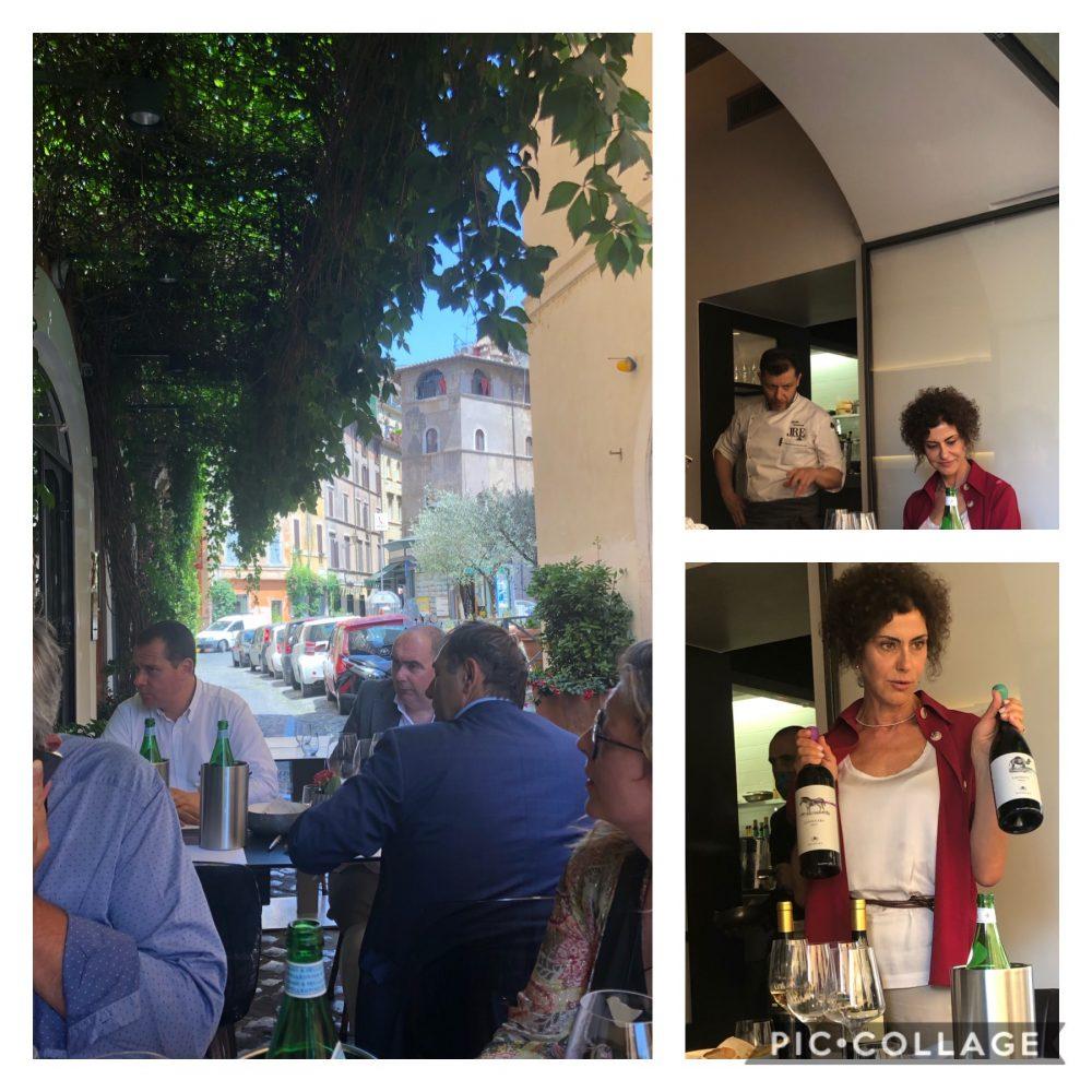 Luisa Todini presenta i suoi vini e il brand WEARETODINI