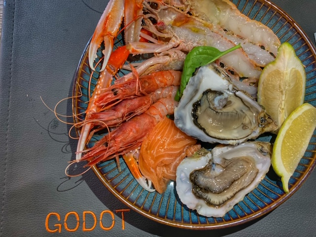 Godot - Gran crudo