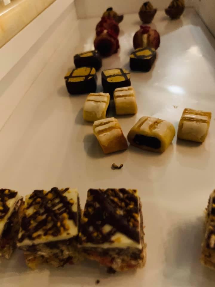 Savio Perna, i cioccolattino