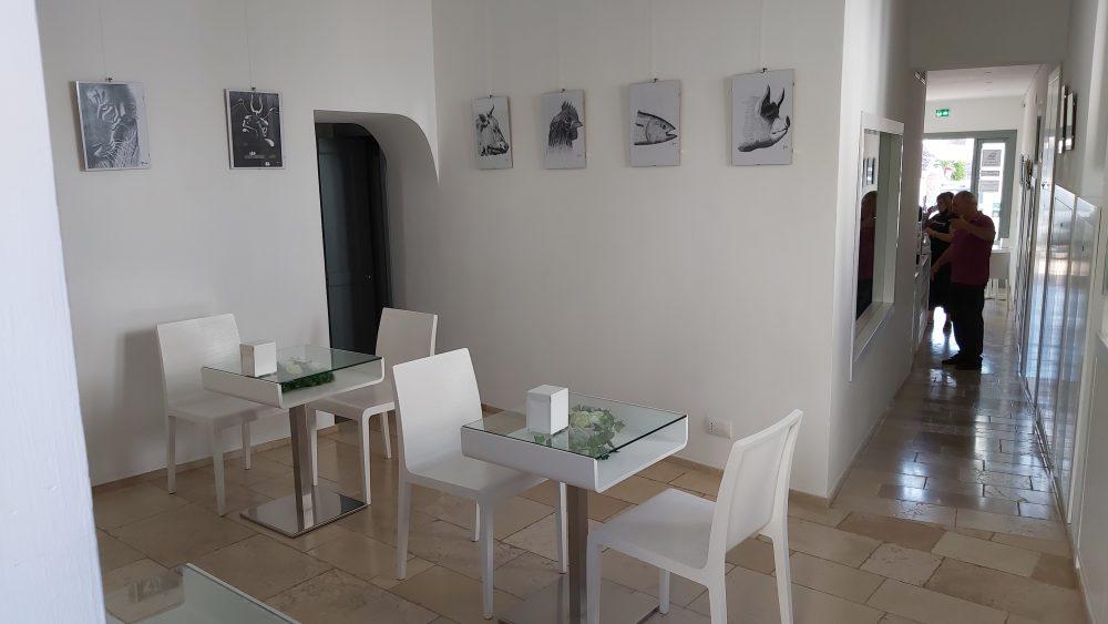 EVO ristorante – Dulcis sala caffe'