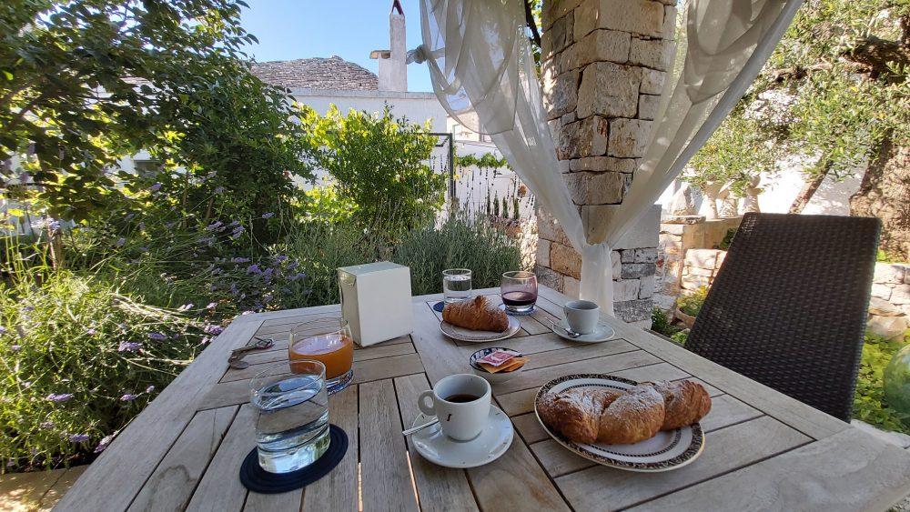EVO ristorante – la colazione open space