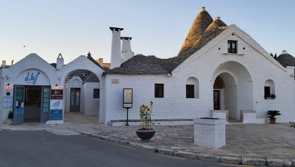 EVO ristorante – Corte Trullo Sovrano