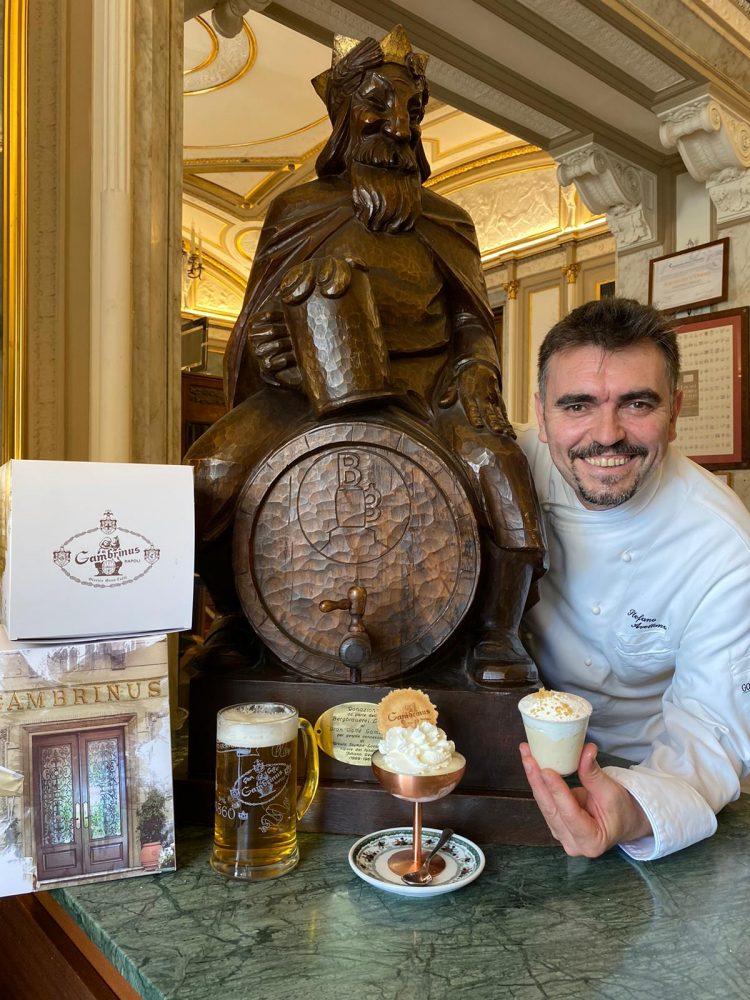 Gambrinus - Gelato birra