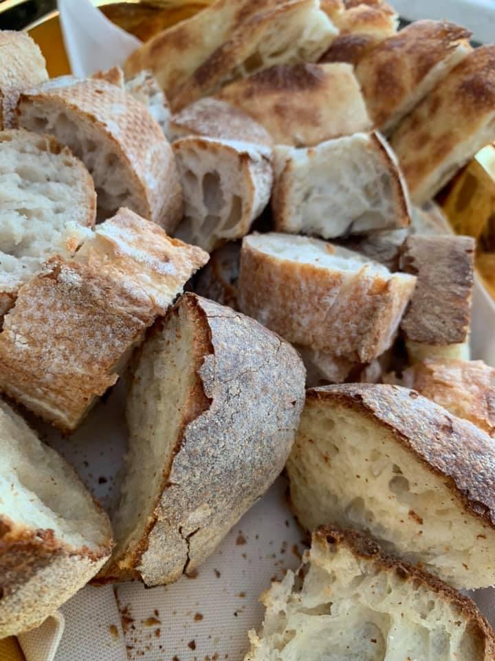La Pergola - Il pane