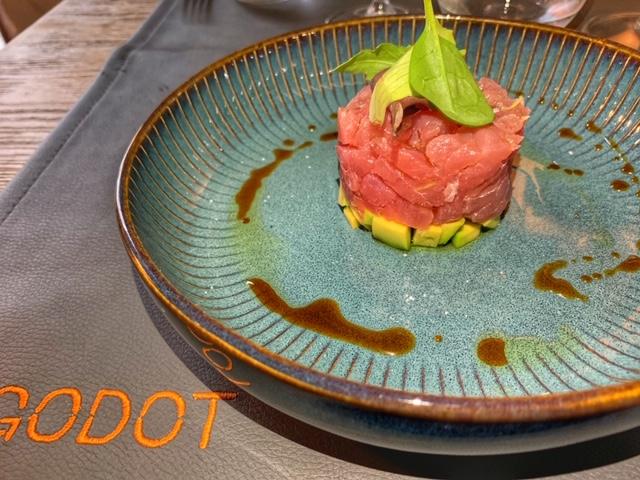 Godot - Tartare di tonno