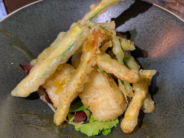 Godot - Baccala fritto