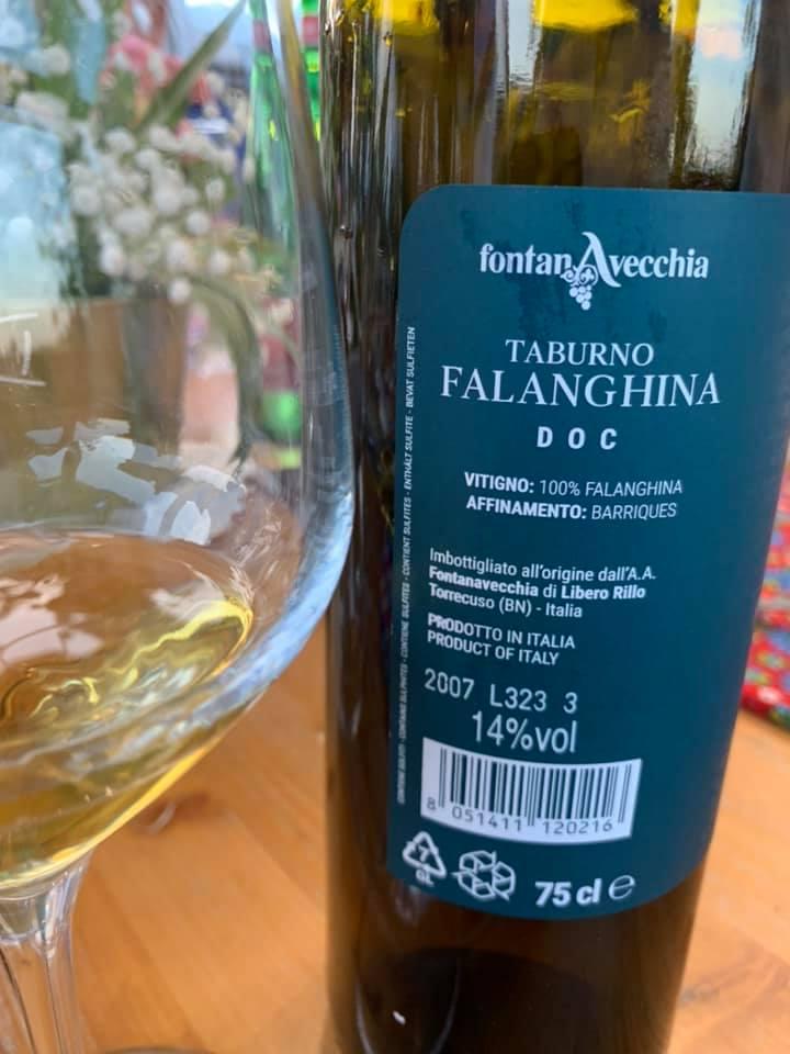 Falanghina Fontanavecchia