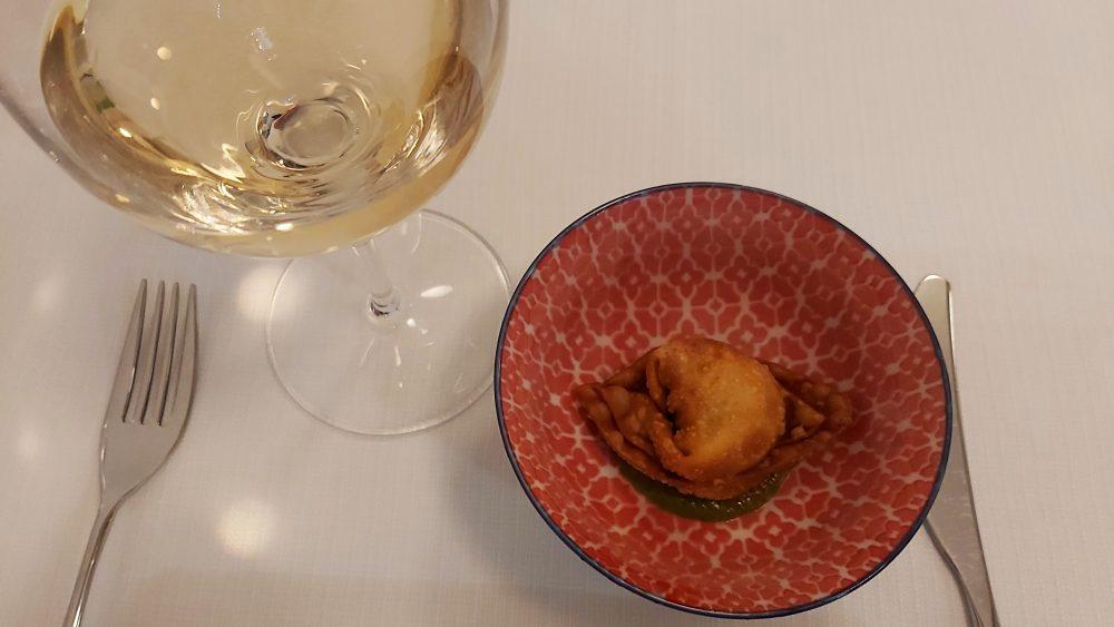 EVO ristorante – il benvenuto