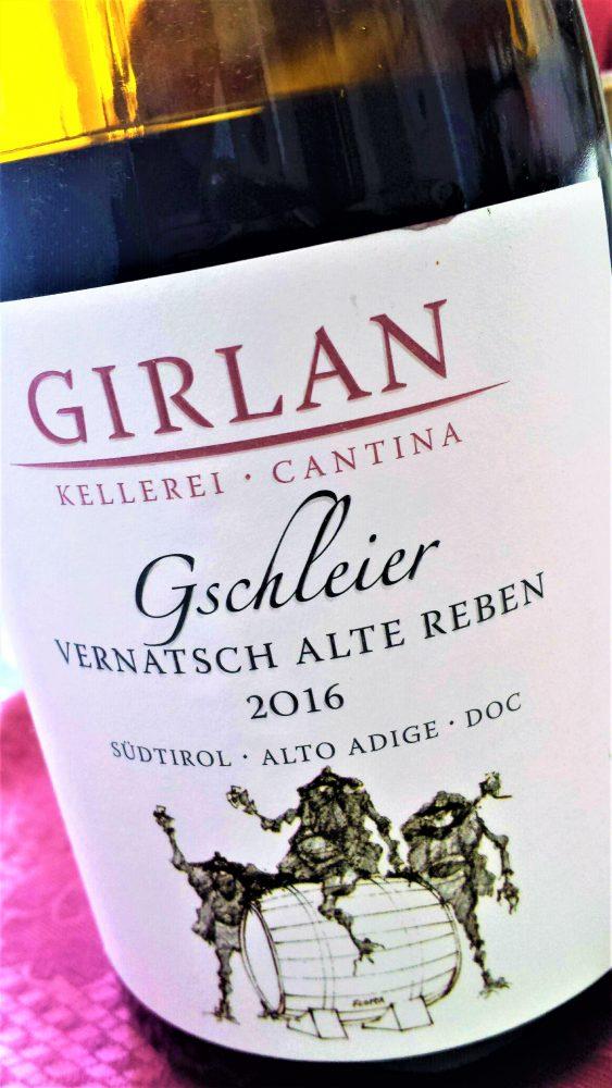 AA Schiava Gschleier 2016, Girlan