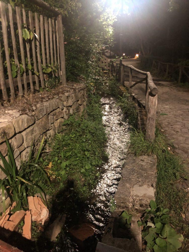 Barbatella -fiume Palistro