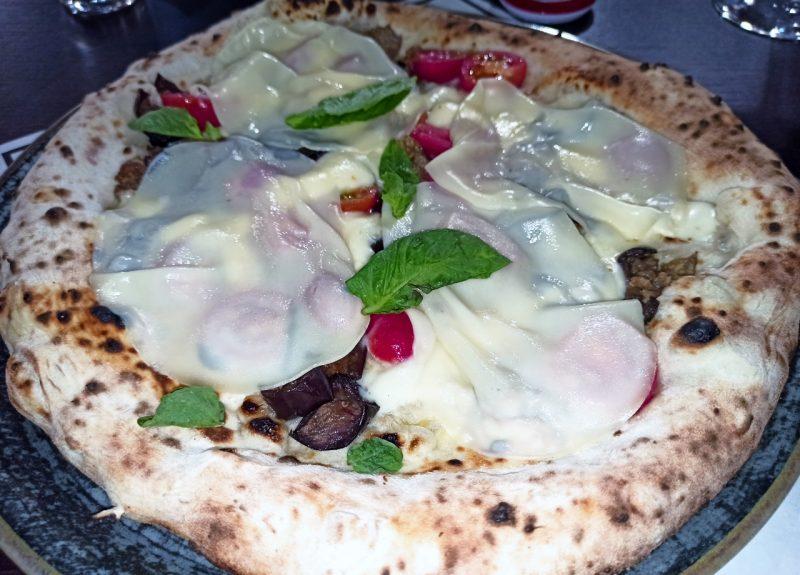 Pizzeria Tavano - La Tavano con pomodorini