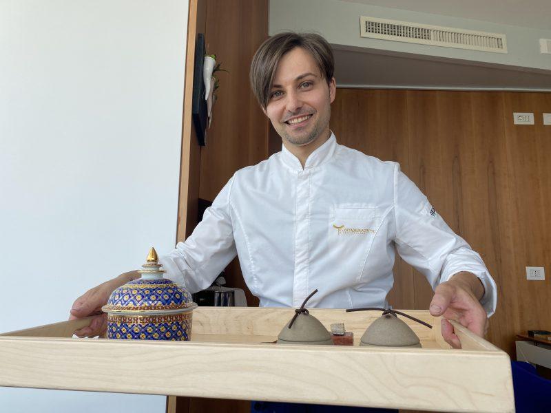 Contaminazioni Restaurant - Giuseppe Molaro