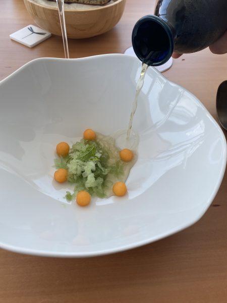 Contaminazioni Restaurant - Ricordo di prosciutto e melone