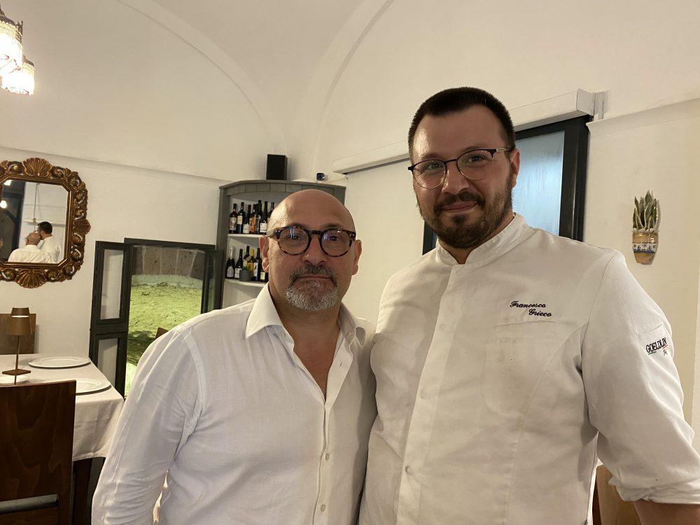 Don Lisandro Osteria Moderna - Almerigo Bosco e Francesco Grieco