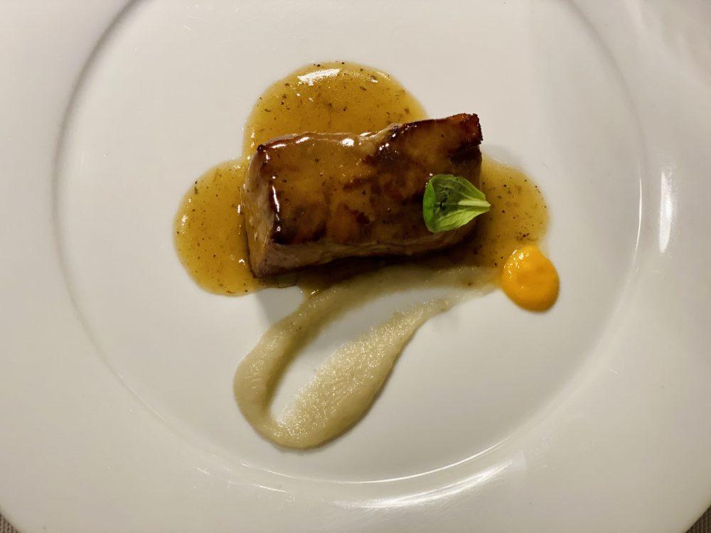 Don Lisandro Osteria Moderna - Capocollo di maiale cotto a basse temperature