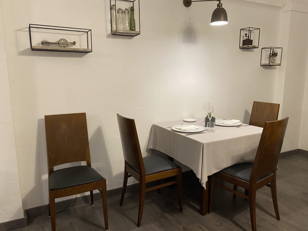 Don Lisandro Osteria Moderna - sala
