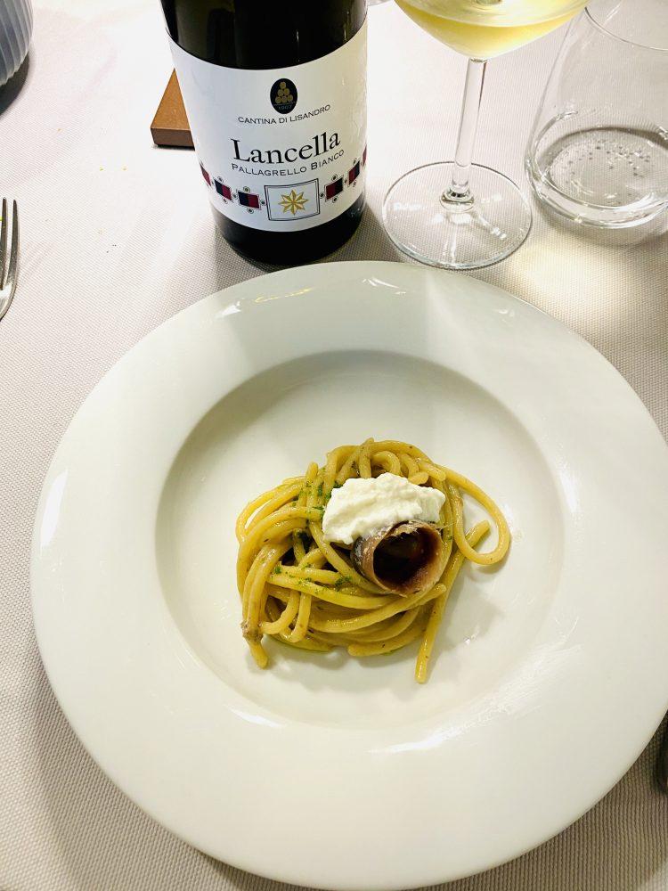 Don Lisandro Osteria Moderna - Spaghettone Pastificio Garofalo