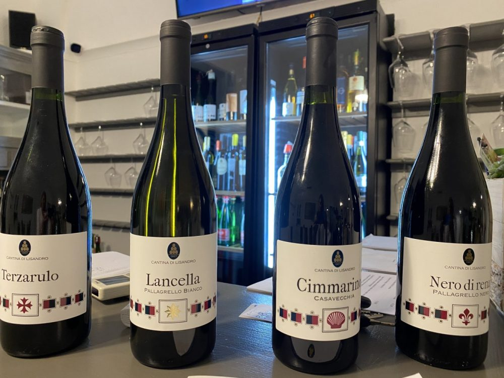 Don Lisandro Osteria Moderna - vini della Cantina di Lisandro