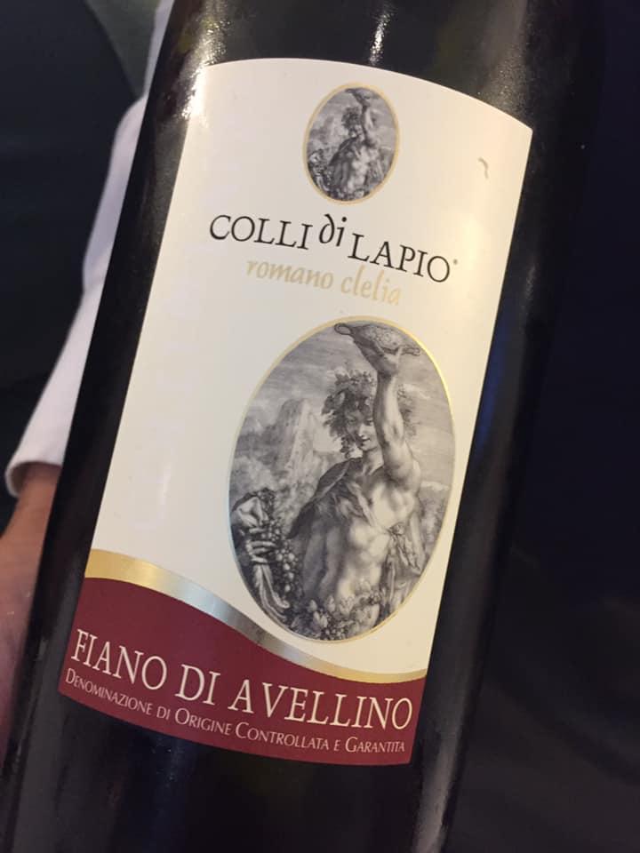 Fiano di Avellino 2010 docg Colli di Lapio in Magnum