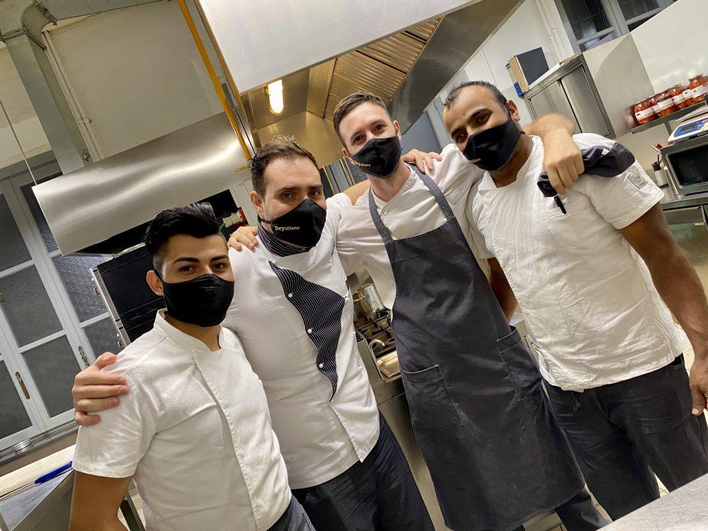 Dry Milano, Lorenzo Sirabella ed il suo Team