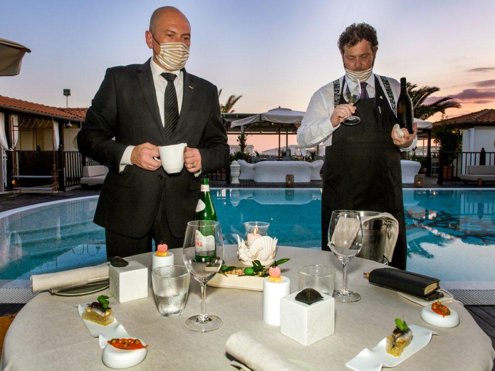 Franco Mare - Maitre, sommelier e aperitivo