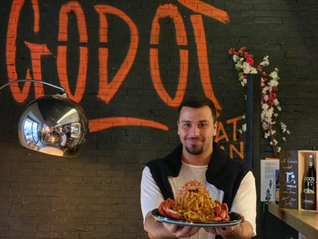 Godot - Federico e Maurizio Navarro