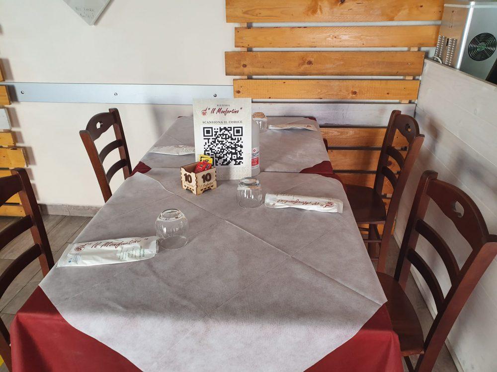 Il Monfortino - menu' digitale