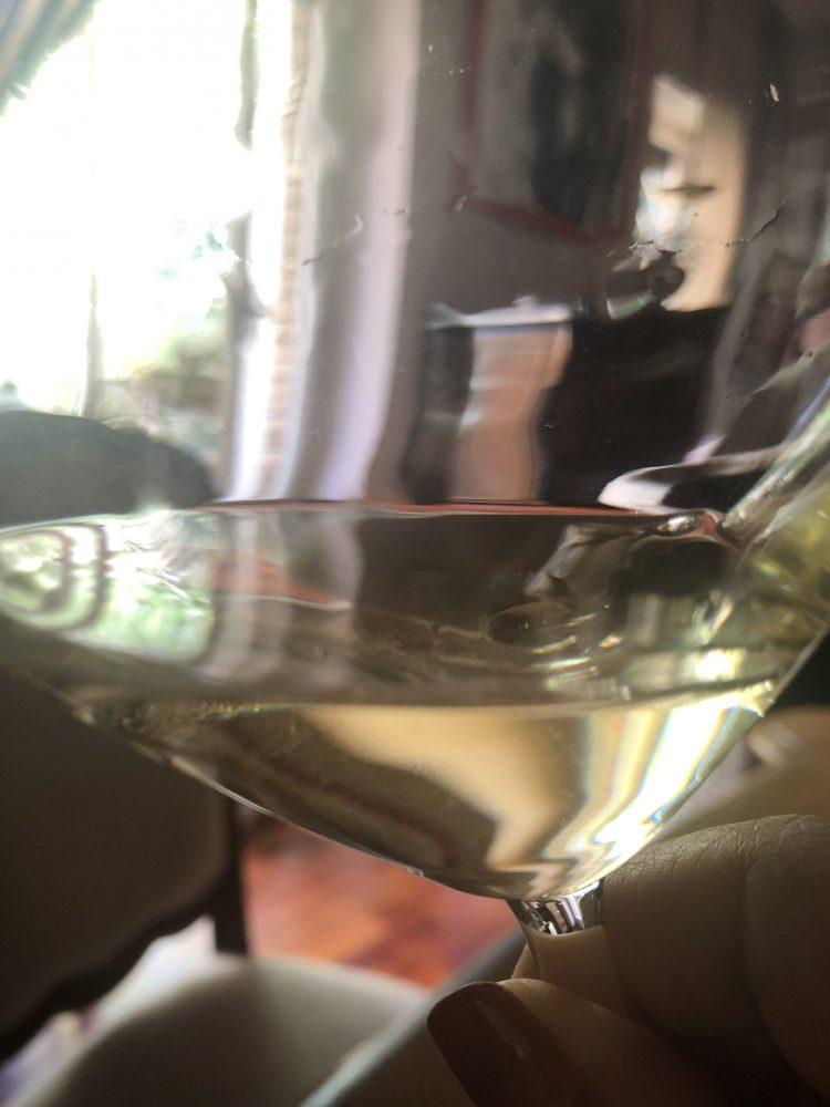 Il colore del Pinot Grigio