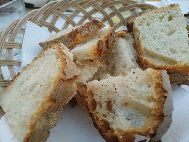 Il pane del forno Ceralli