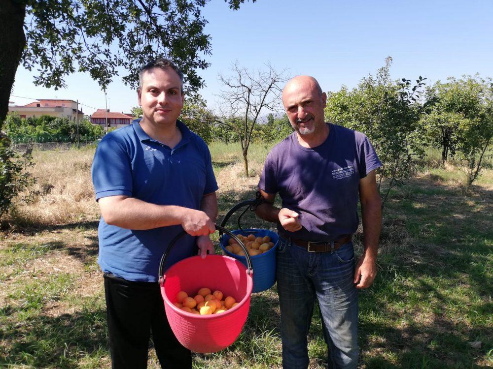 Io e Gaetano Romano