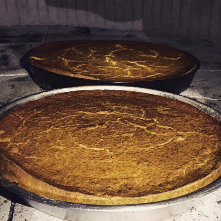 L'Incartata - torte nel forno a legna