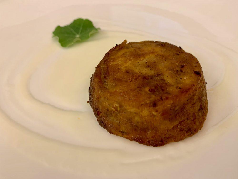 L'A Cena Dali'-Souffle' di Boudin alle Castagne