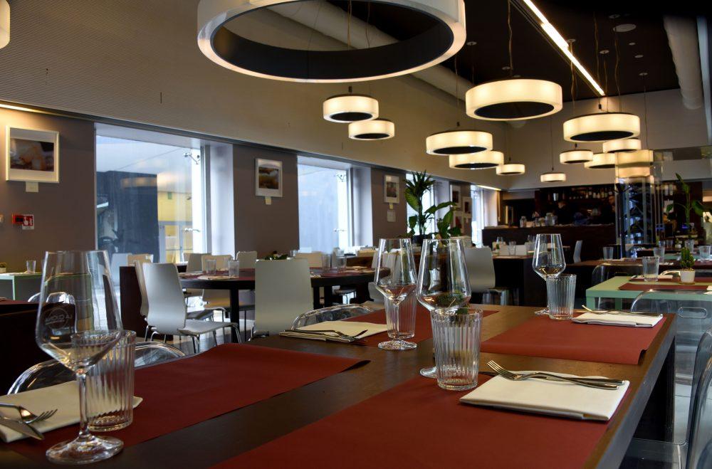 La Cucina Dei Frigoriferi Milanesi, sala ristorante