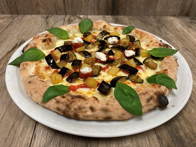 La pizza di Massimo Bosco