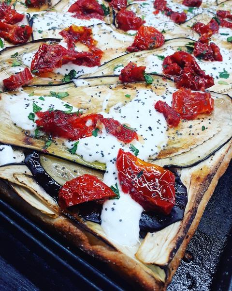 La pizza in teglia di Daniele Biagioni