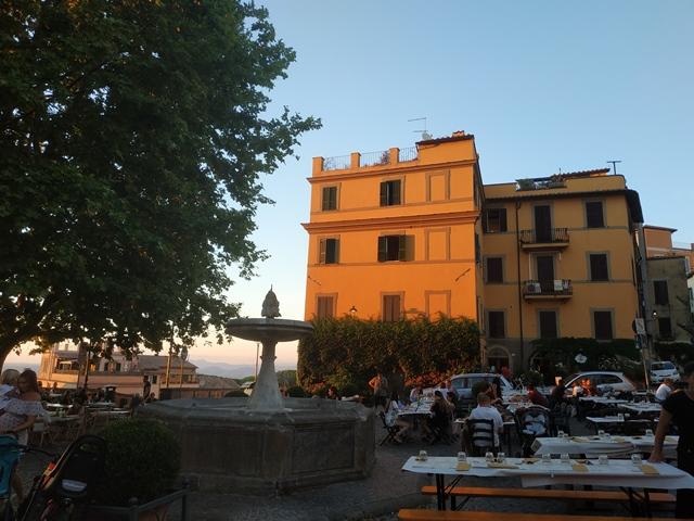 La vista dalla Cantina Simonetti