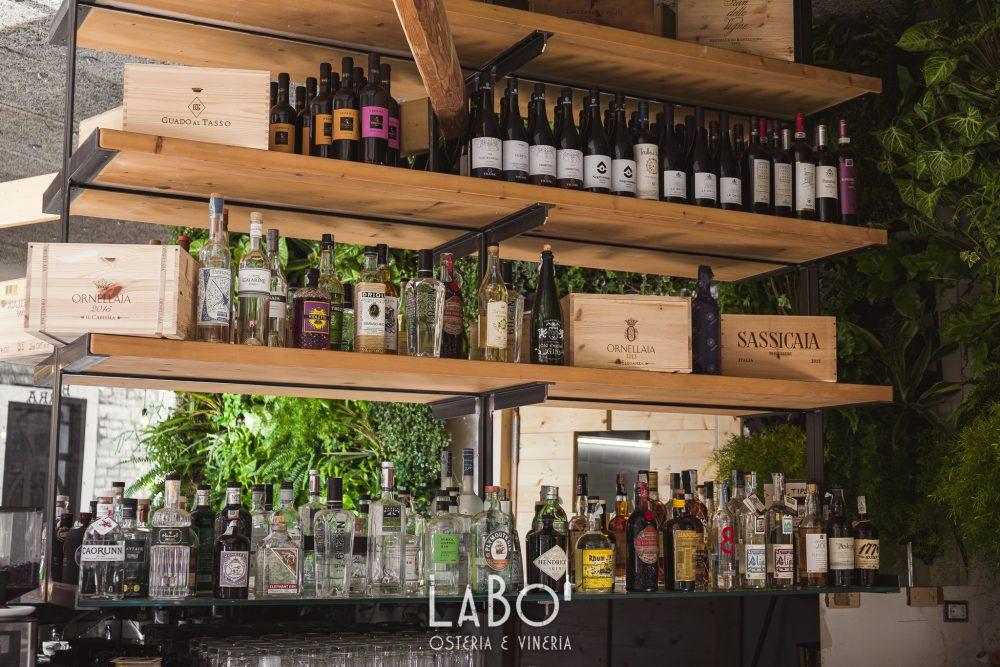 LaBo' - bottiglie