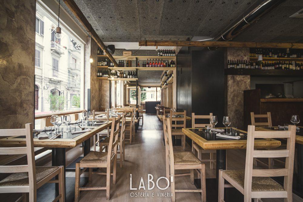 LaBo' - sala