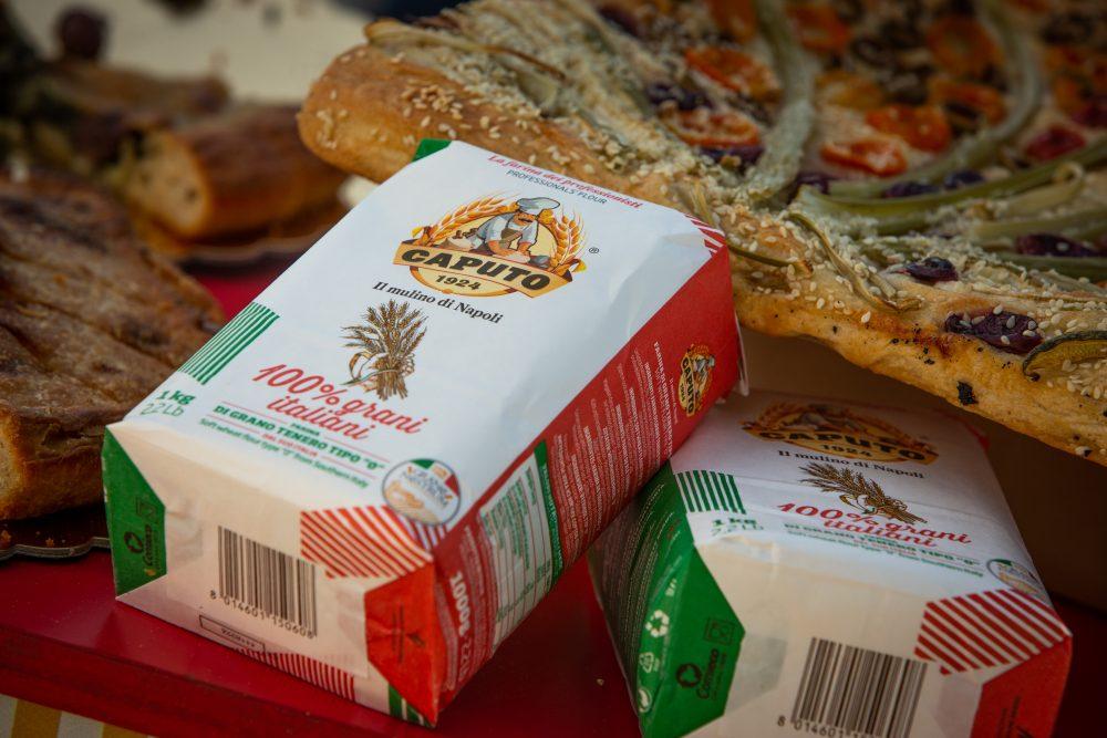 PACCHI DI GRANI ITALIANI 100% CON PIZZE E PANI