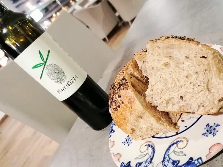 PAPPA E POPPA - Il pane e l'olio