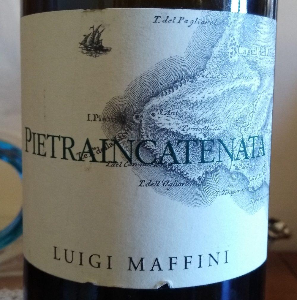 Pietraincatenata Cilento Doc 2012 Luigi Maffini