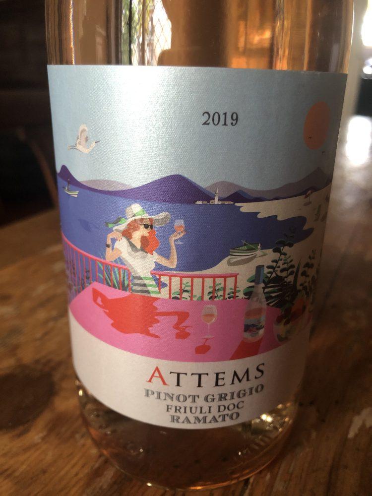 Pinot Grigio Ramato 2019 Attems