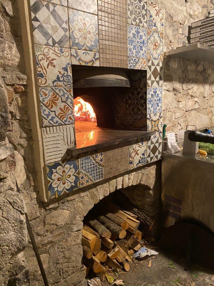 Pizzeria Forte Evo - forno