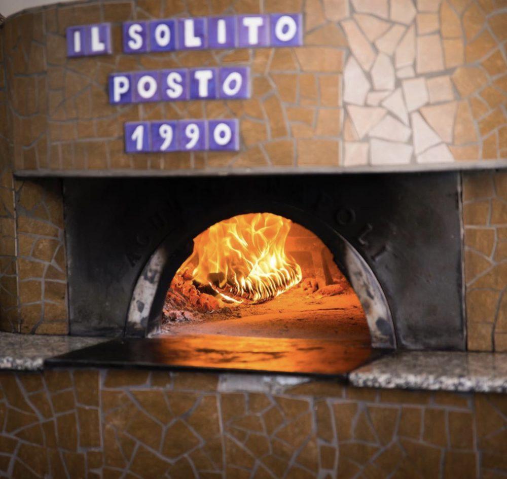 Pizzeria Il Solito Posto - forno