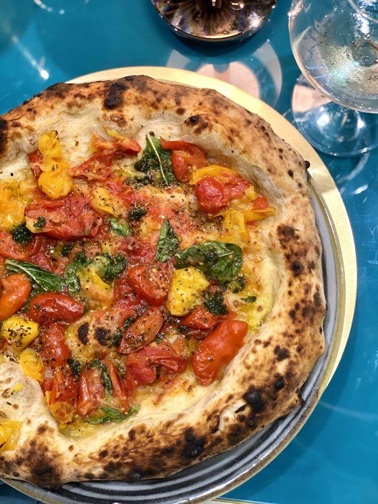Pizzeria Malìa - Marinara Ricca