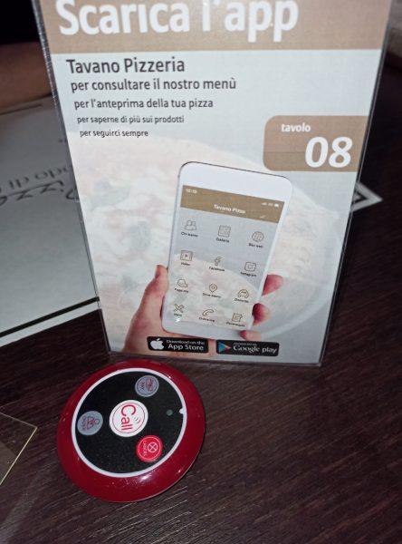 Pizzeria Tavano - App